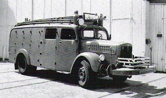 Scania Vabis 1954 edit